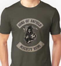 Sons of Anfield - Mighty Reds T-Shirt