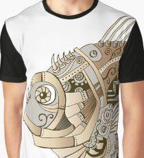 Steampunk mechanical fish Graphic T-Shirt