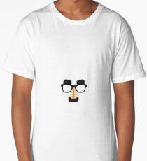 Groucho Marx Glasses Long T-Shirt