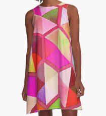 Tracy Porter / Roxy Attic: Joy Luck Pink A-Line Dress