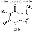 dnf install caffeine by ngwoosh