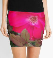 A little nature to brighten up the room Mini Skirt