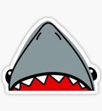 Hungry Shark Sticker