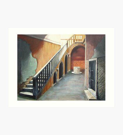 Casa Goldoni - Venice Art Print
