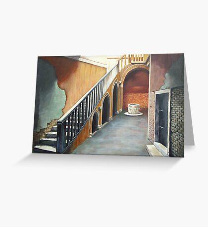 Casa Goldoni - Venice Greeting Card