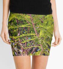 Under a tree Mini Skirt