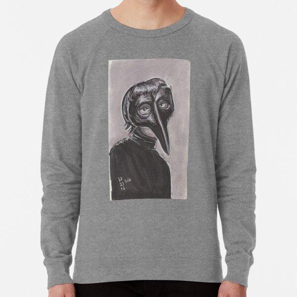 Plague Doctor Lightweight Sweatshirt