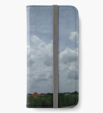 Artsy Nature in Houston iPhone Wallet/Case/Skin