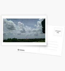 Artsy Nature in Houston Postcards