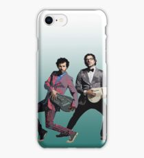 Flight of the Conchords 5 iPhone Case/Skin