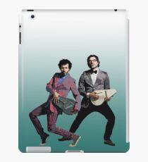 Flight of the Conchords 5 iPad Case/Skin
