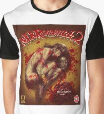 Nekromantik 2 - Arrow Video Design Graphic T-Shirt