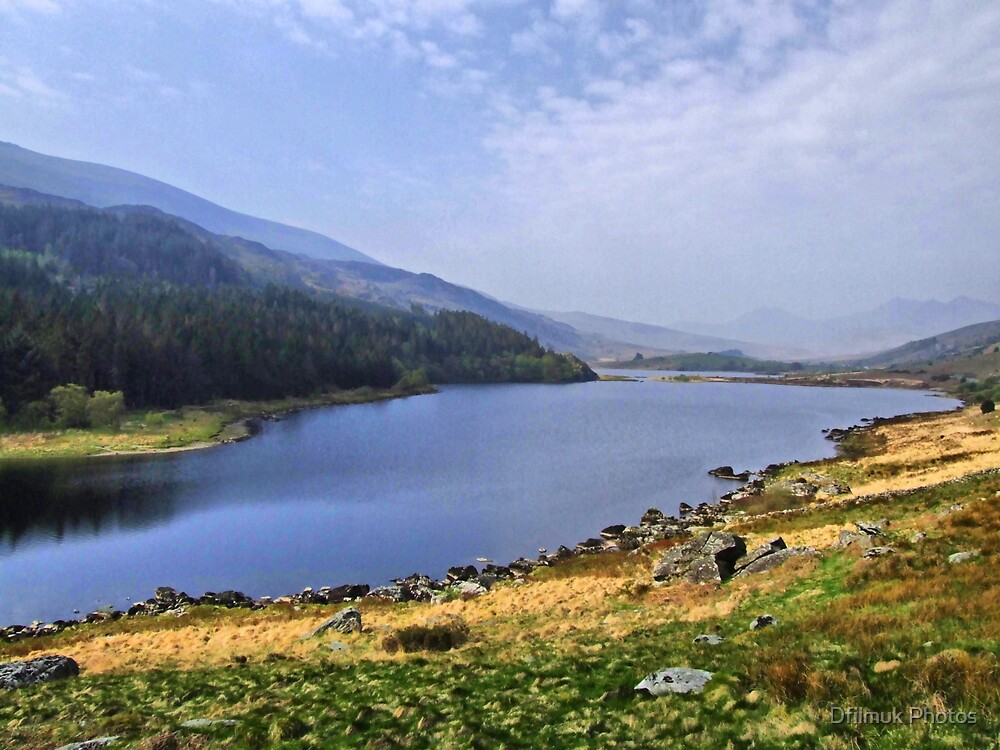 Twin Lakes HDR by Dfilmuk Photos