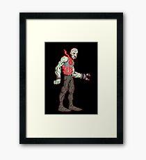 baxter hughes Framed Print
