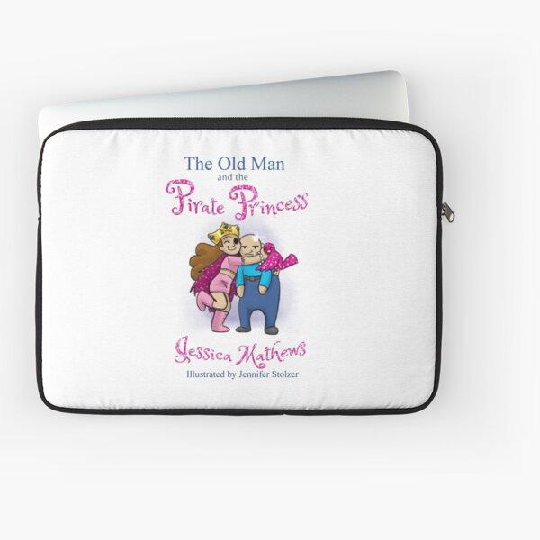 Pirate Princess Cover Laptop Sleeve