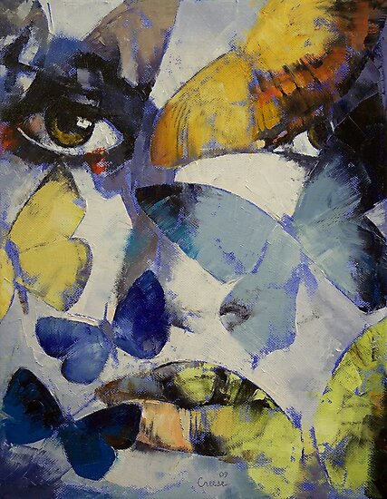 Butterflies by Michael Creese
