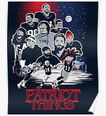 Patriot Things Poster