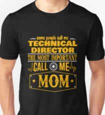 TECHNICAL DIRECTOR BEST COLLECTION 2017 Unisex T-Shirt