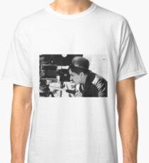 Charlie Chaplin at the camera Classic T-Shirt
