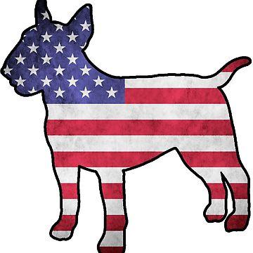 American Bully by Braelove