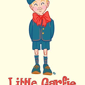Dollop - Little Garfie by MrFoz