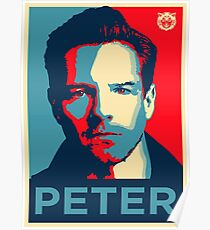 Peter Hale Hope Poster Poster