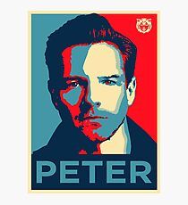 Peter Hale Hope Poster Photographic Print