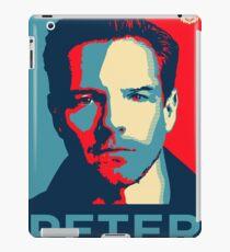 Peter Hale Hope Poster iPad Case/Skin