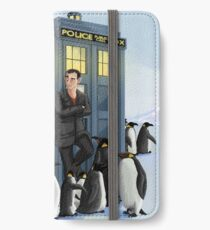 Doctor Daddy Penguin iPhone Wallet/Case/Skin