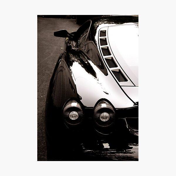 SVELTE Photographic Print