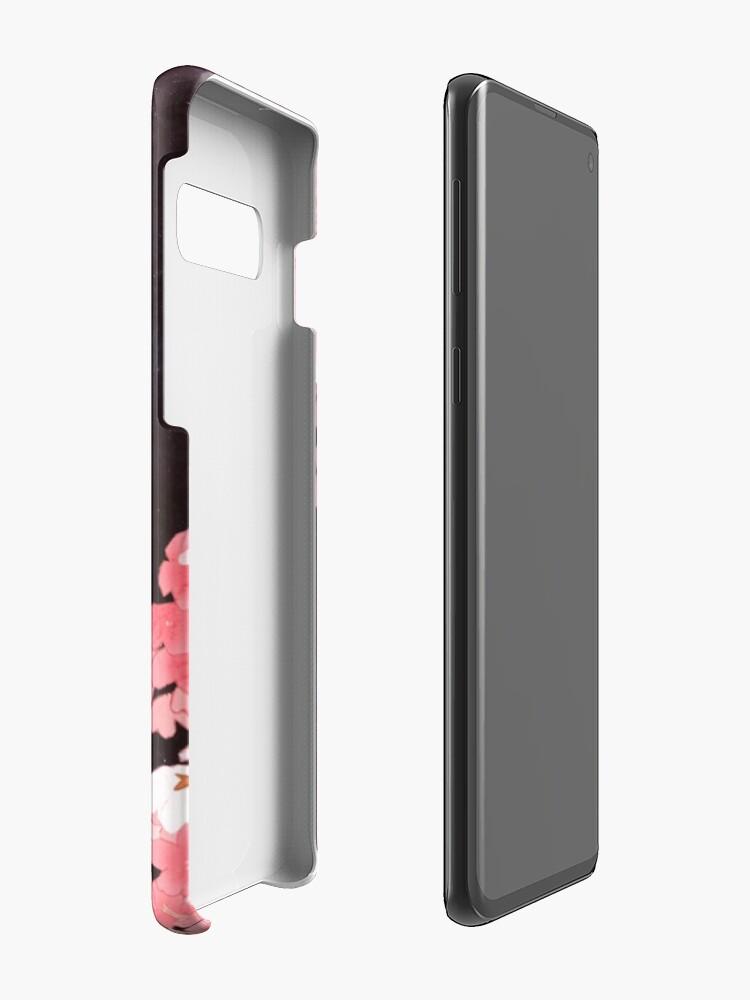 Alternative Ansicht von BTS Space [Neues Logo] Hülle & Klebefolie für Samsung Galaxy