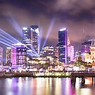 Starbursts and Light Beams_Sydney by Sharon Kavanagh