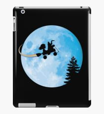 Taking Her to the Moon iPad Case/Skin
