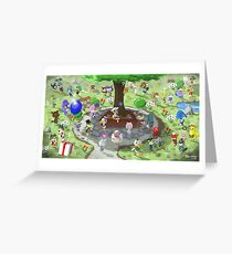 Animal crossing greeting cards redbubble welcome to animal crossing greeting card m4hsunfo Images