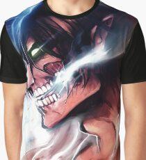 Titan Eren - Shingeki no Kyojin Graphic T-Shirt