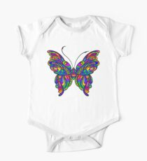 Beautiful Colorful Butterfly Art Kids Clothes