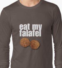 Eat My Falafel Long Sleeve T-Shirt