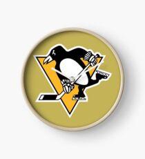 Pittsburgh Penguins Clock