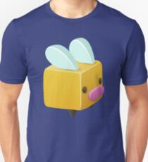 Square, Cube Bee T-Shirt