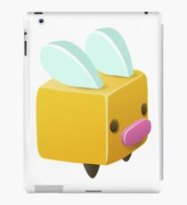 Square, Cube Bee iPad Case/Skin