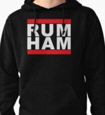 Rum Ham Pullover Hoodie