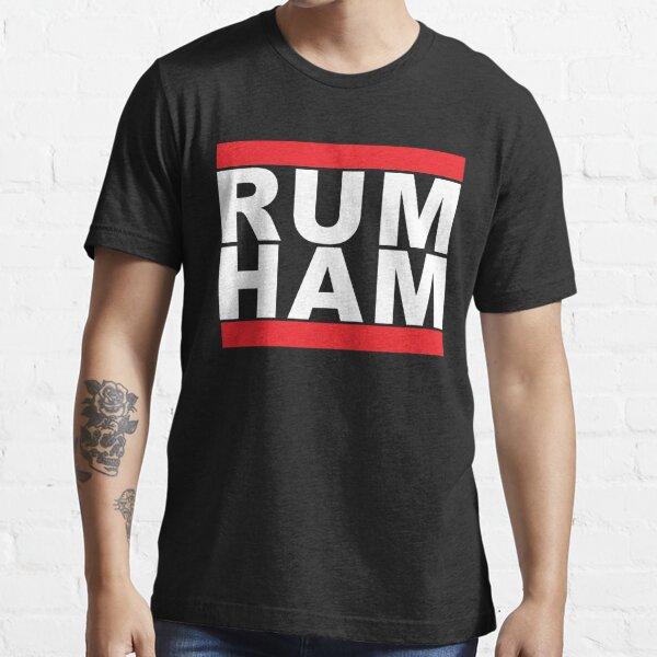 Jamón Ron Camiseta esencial
