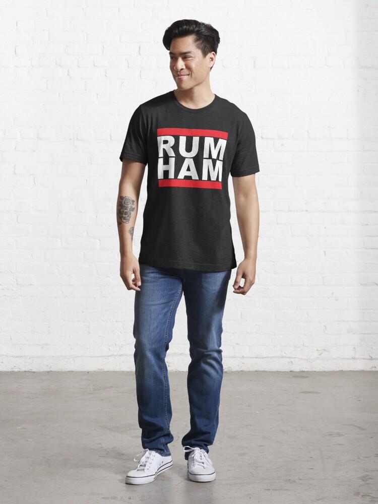 Alternate view of Rum Ham Essential T-Shirt