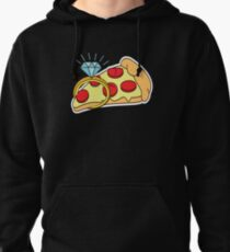 I would marry Pizza- funny design. Pullover Hoodie