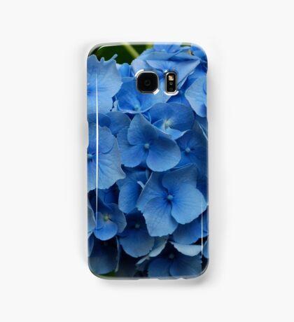kathy's hydrangea, washington state.  iphone/samsung galaxy cover Samsung Galaxy Case/Skin