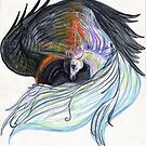 Winged Unicorns by Stephanie Small