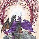 Winged Wolves by Stephanie Small