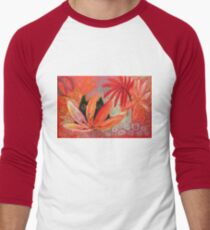 red jungle Men's Baseball ¾ T-Shirt