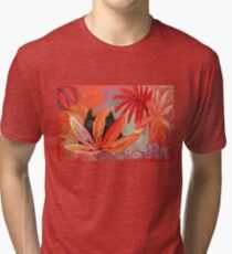 red jungle Tri-blend T-Shirt
