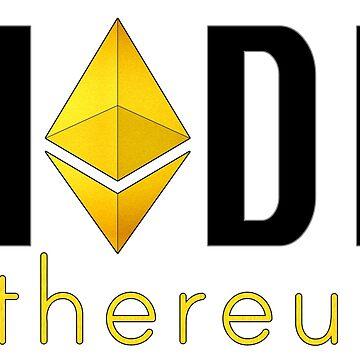 Ethereum HODL - ETH by dvo23k